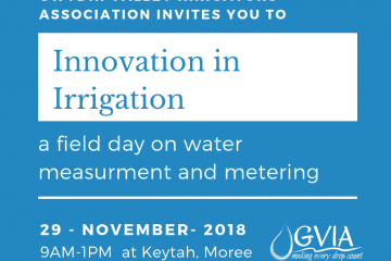 Water Measurement and Metering day