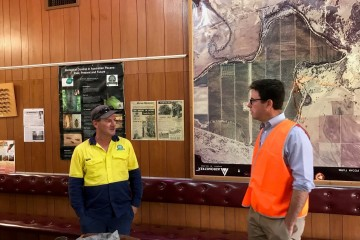 New Ag Minister visits Moree